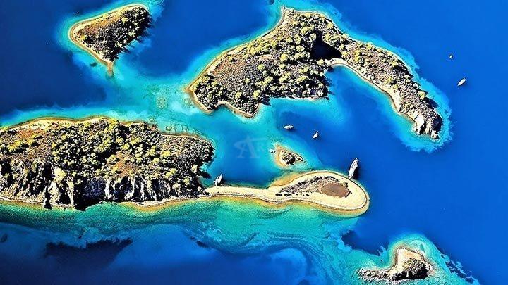 Islands Gocek