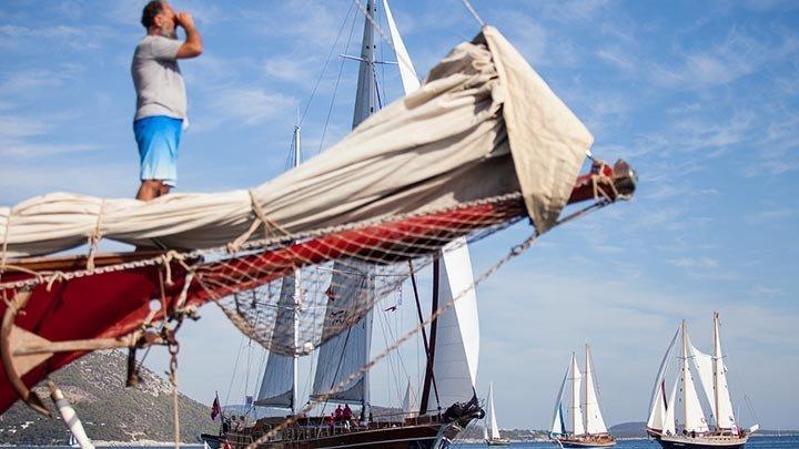 Bodrum Gulet Yacht