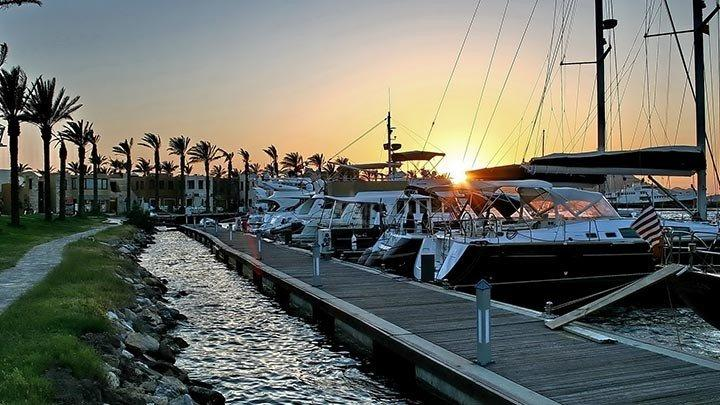 Yaliakavak Marina Boats