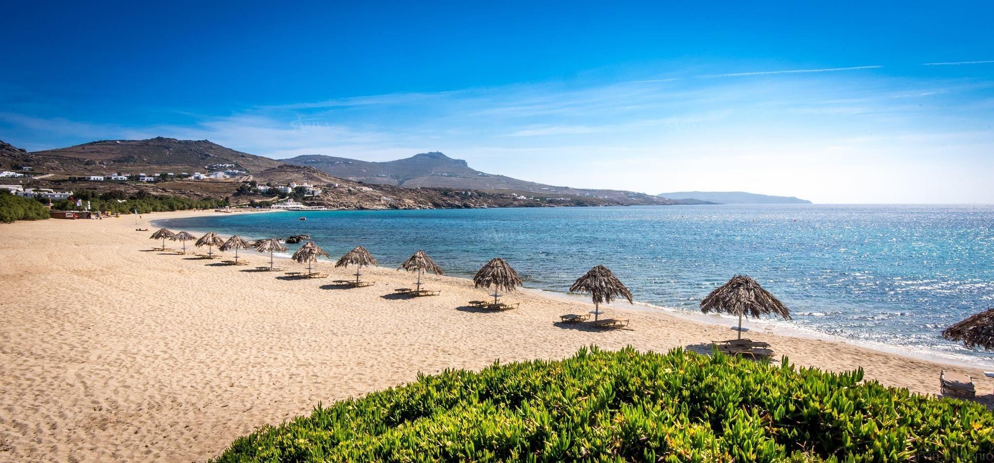 Kalafatis Beach Mykonos
