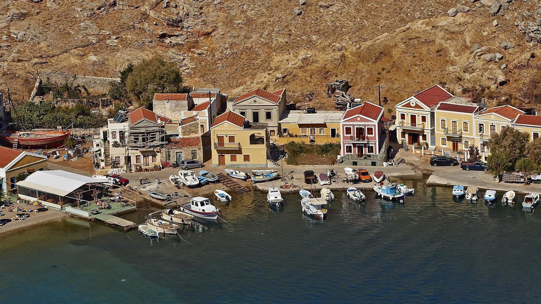 Symi Fishermans
