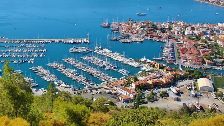 Marmaris Marina View