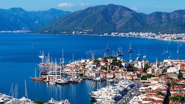 Marmaris From Air