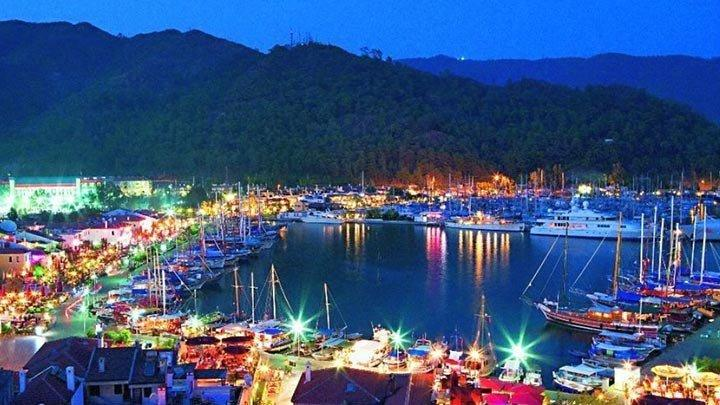 Night In Marmaris