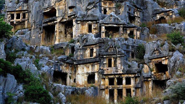 Myra Antique City