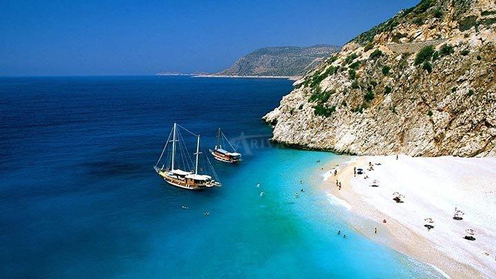 Kaputas Beach Antalya