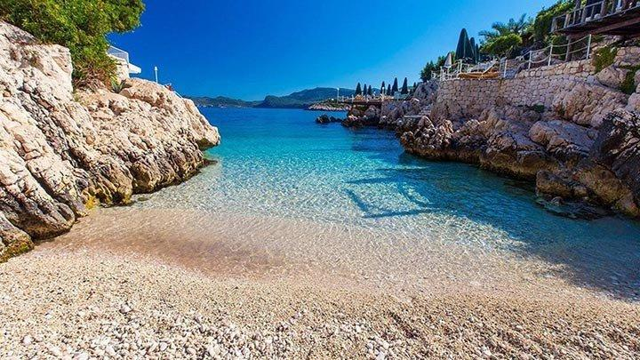 Antalya Kas Kucuk Cakil Beach