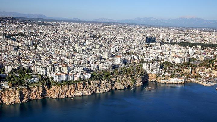 Antalya From Air