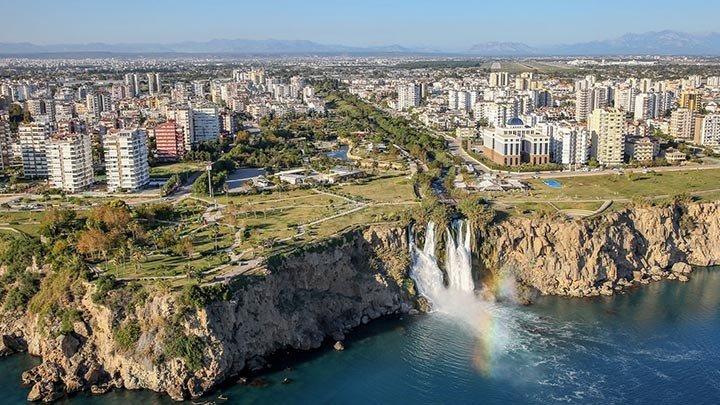 Duden Falls Antalya