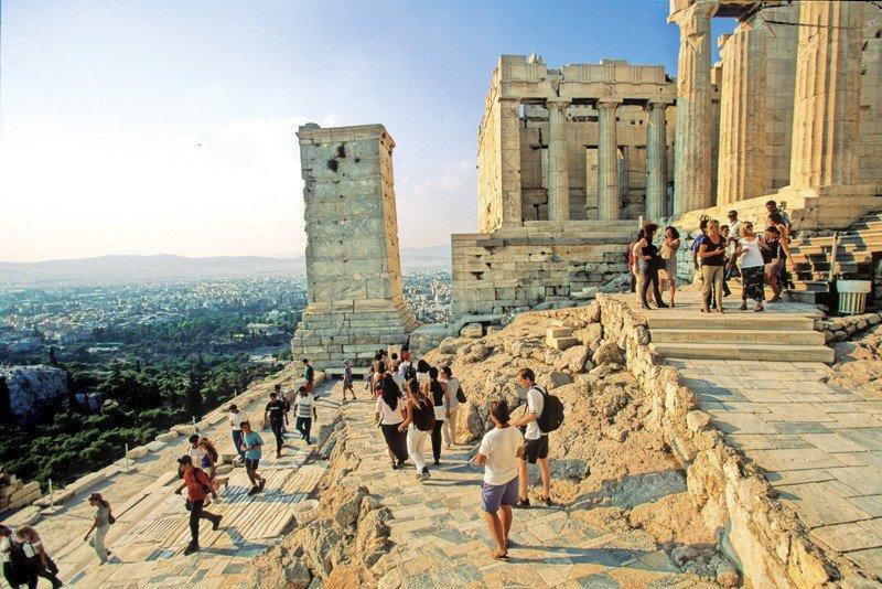Acropolis Athens Gr