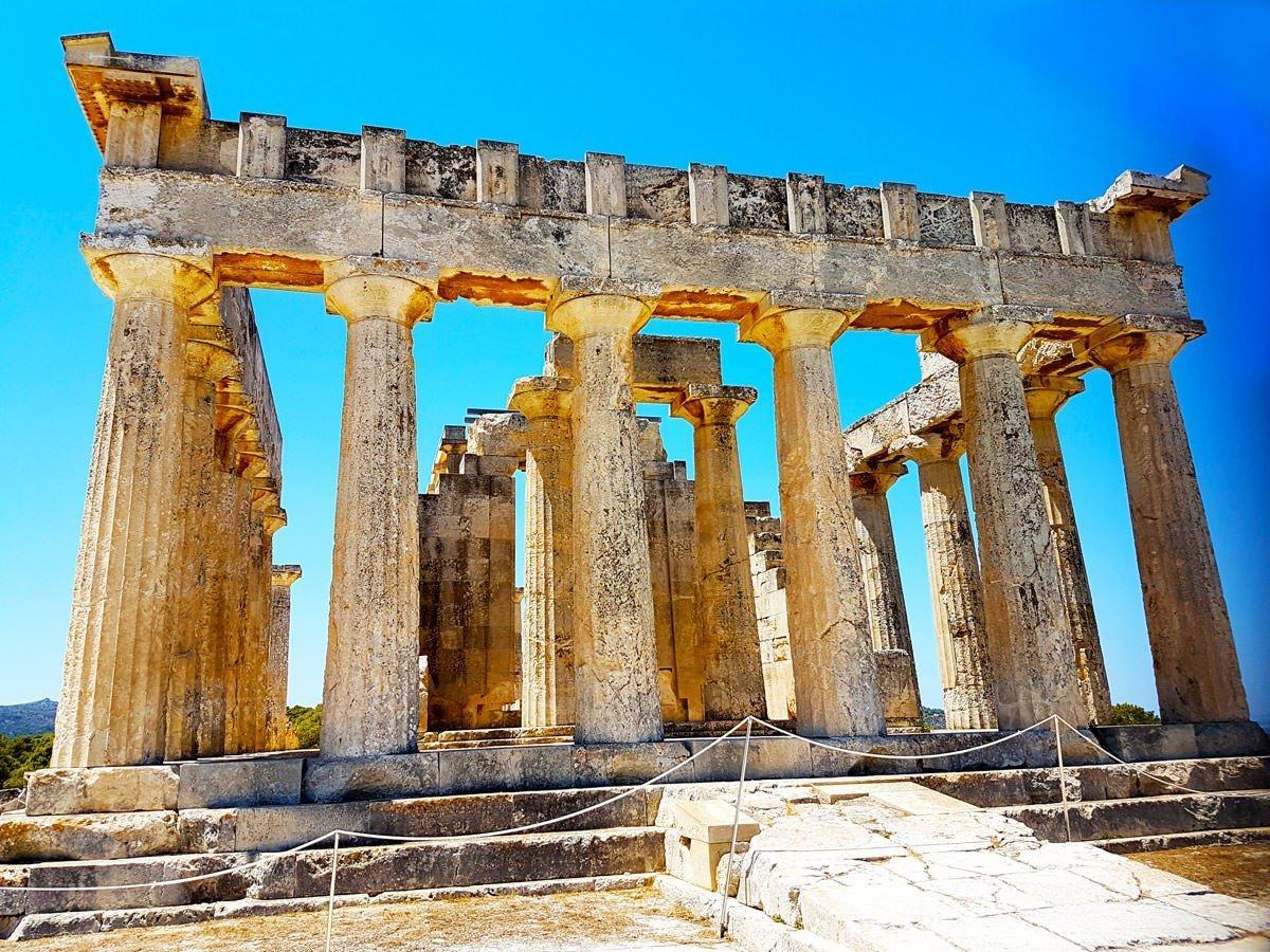 Aegina History