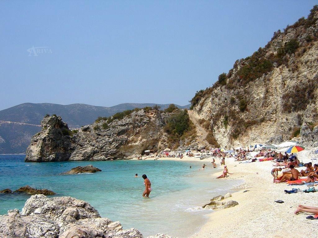 Agiofilli Beach Lefkada