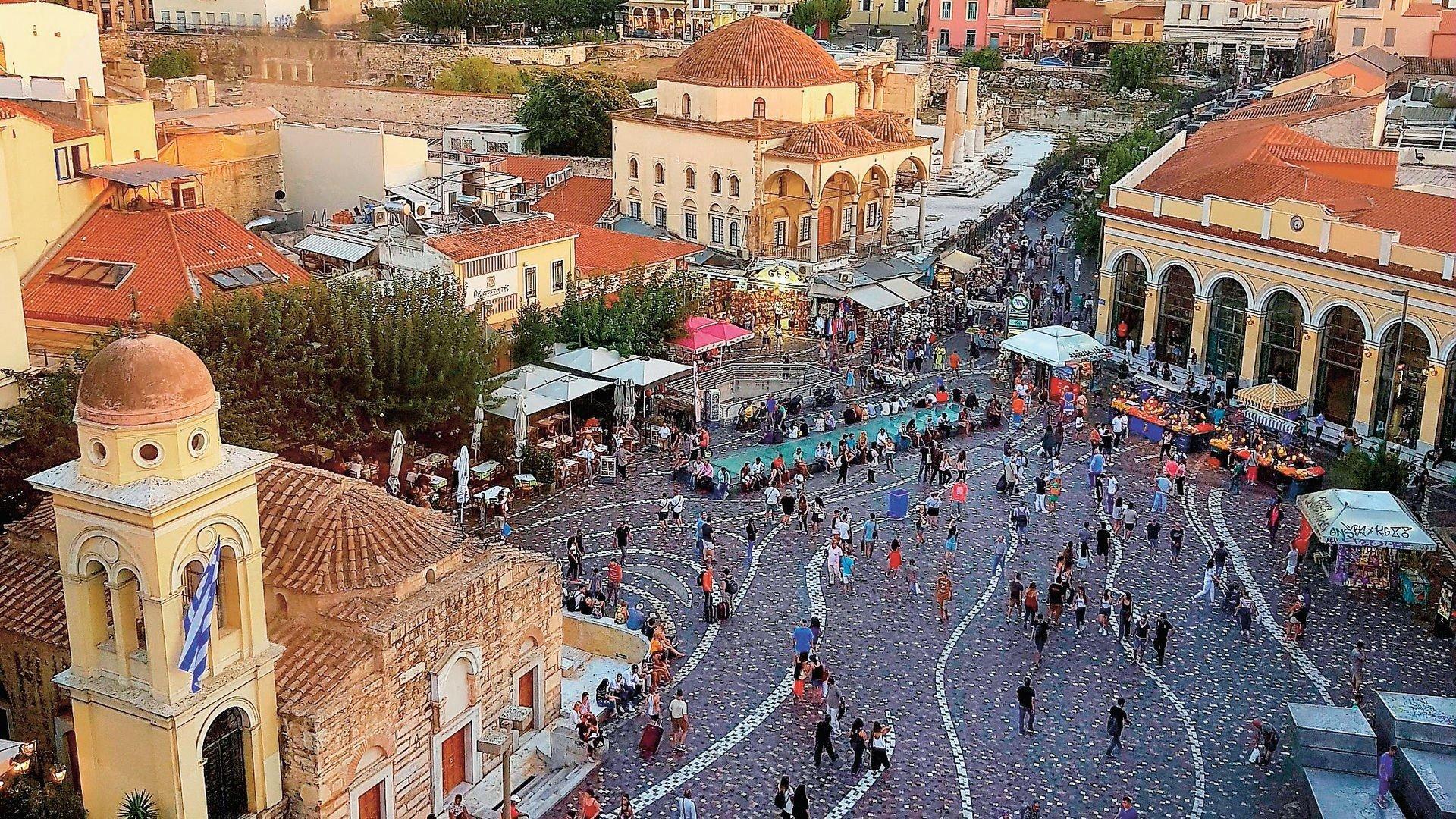 Athens Monastiraki