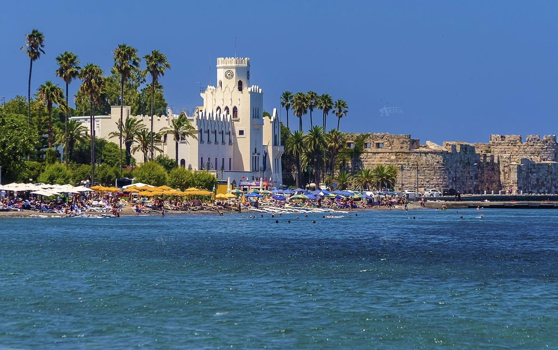 Beachs In Kos