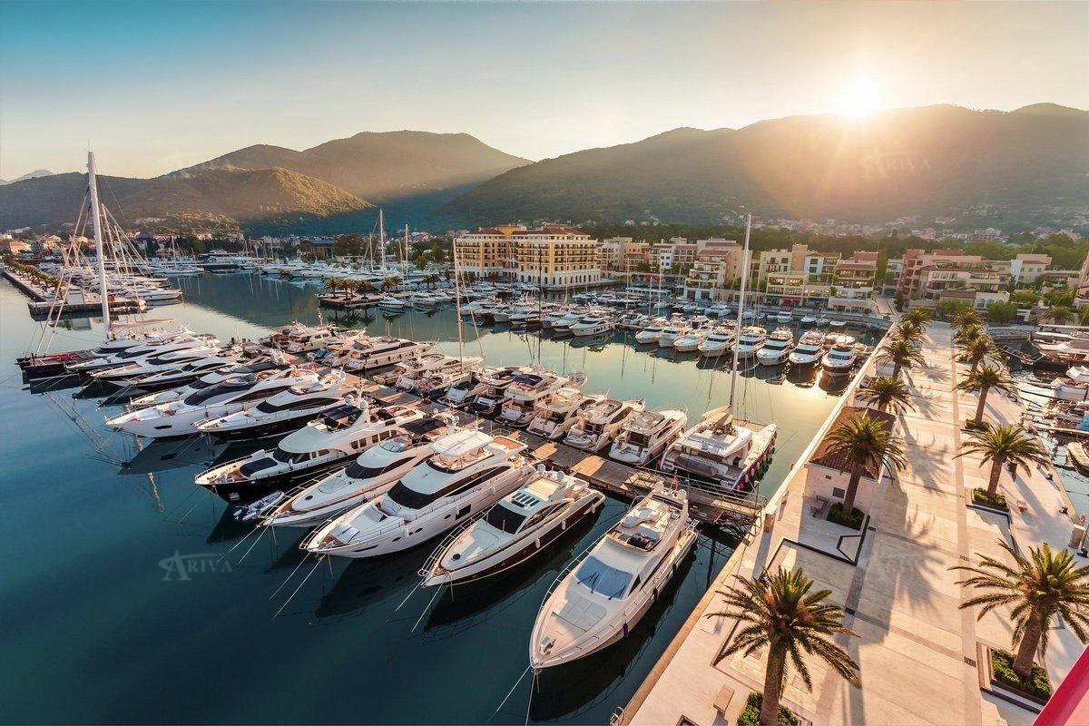 Charter Yachts Montenegro Tivat