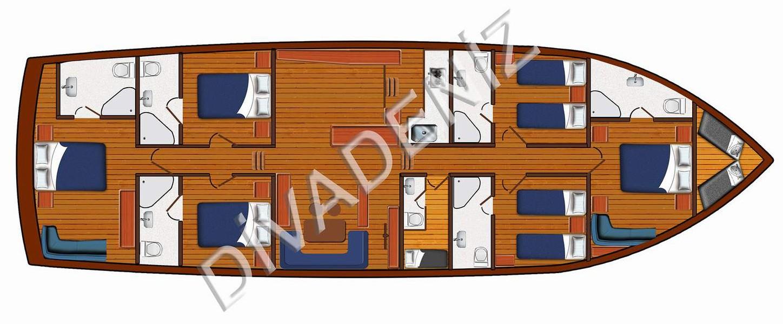 Diva Deniz plan 1