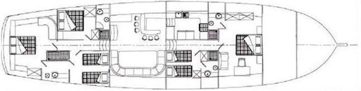 Dulcinea plan 1