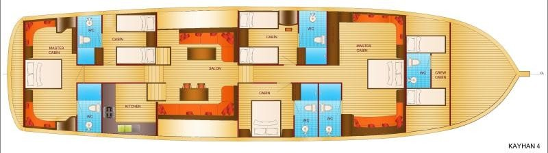 Kayhan 4 plan 1
