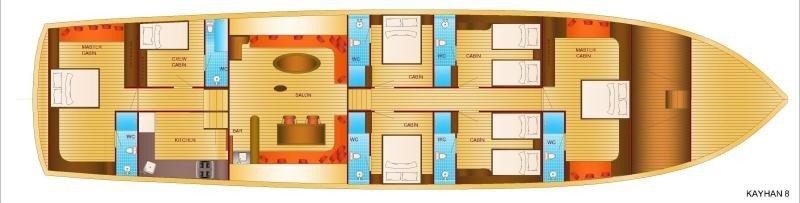 Kayhan 8 plan 1