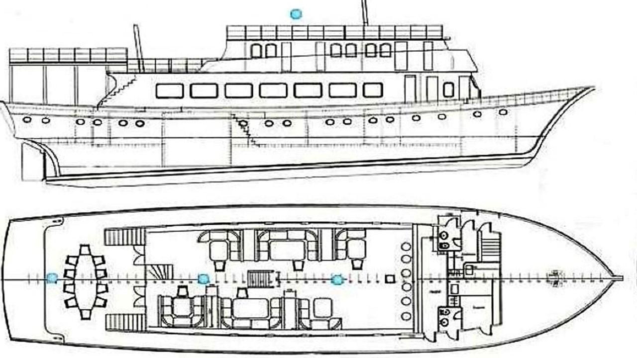 Love Boat plan 1