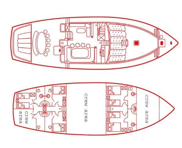 Queen of Adriatic plan 2