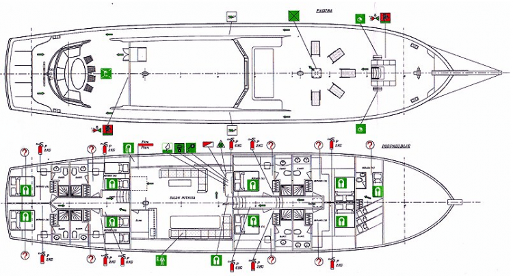 Stella Maris plan 1