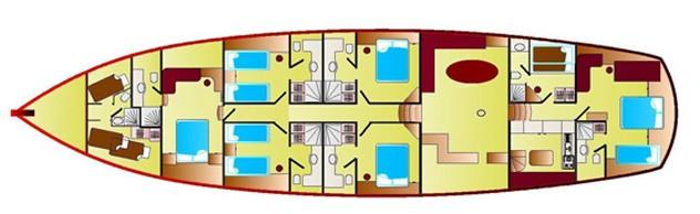Zephyria II plan 1