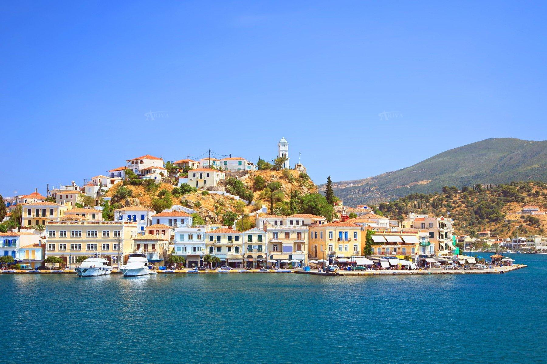 Island Of Poros