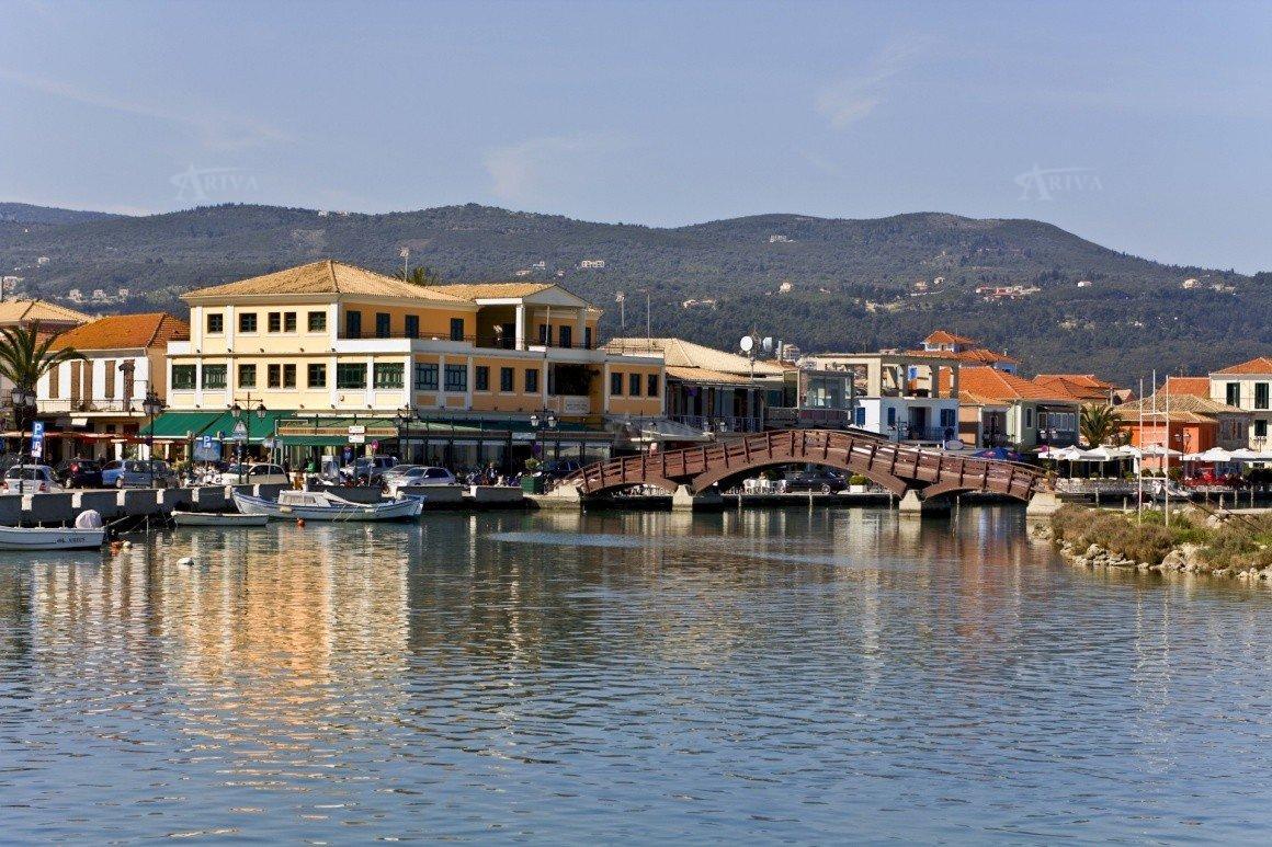 Lefkada Town Greece