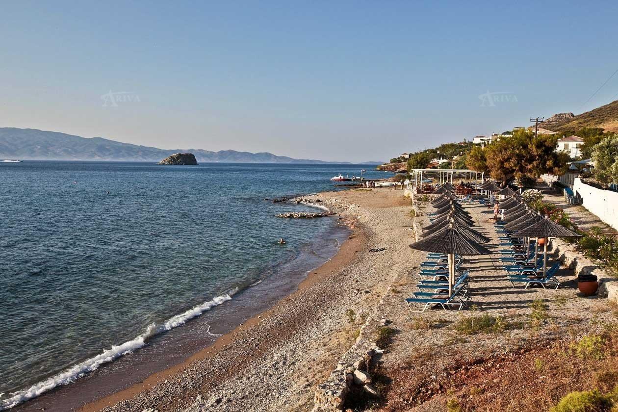Mandraki Beach Hydra