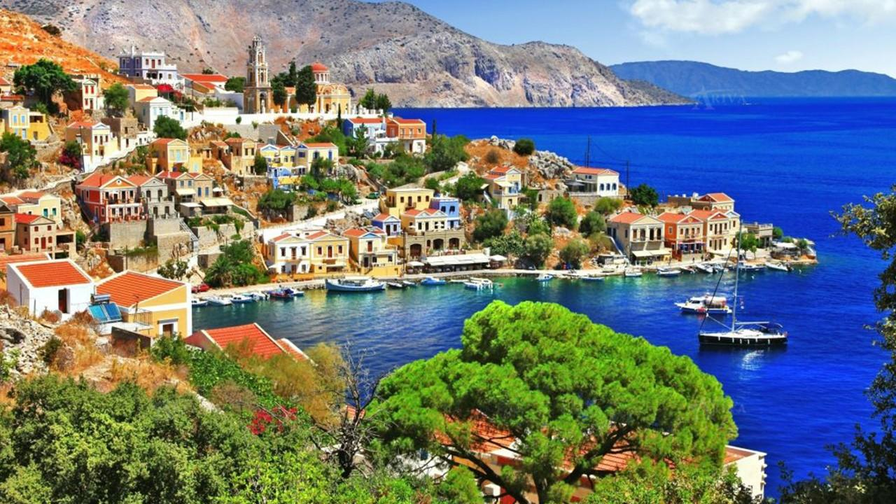 Marmaris to Symi and Rhodes