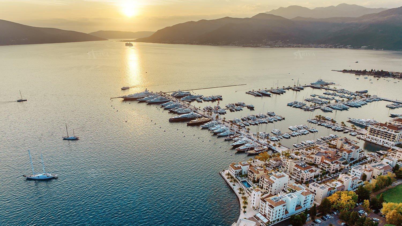 Montenegro Sunset