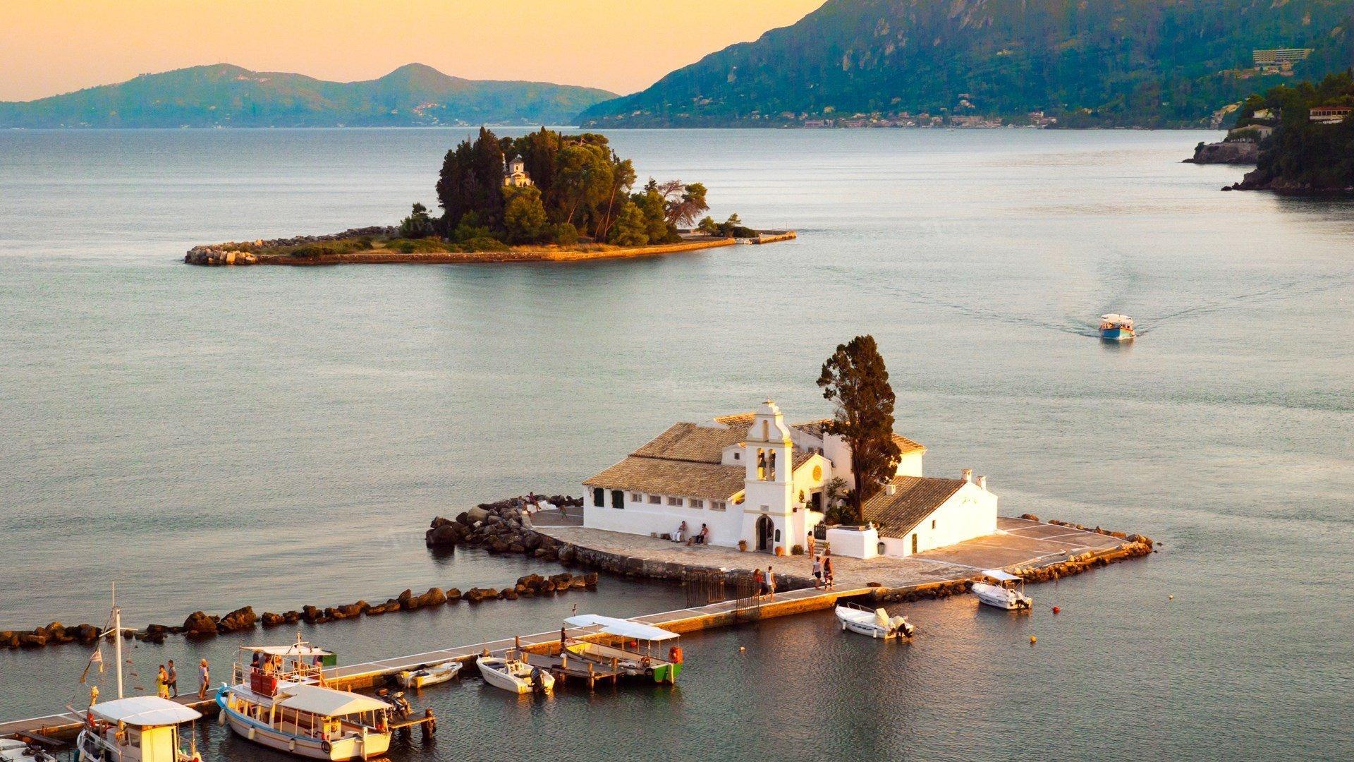 Mouse Island Corfu