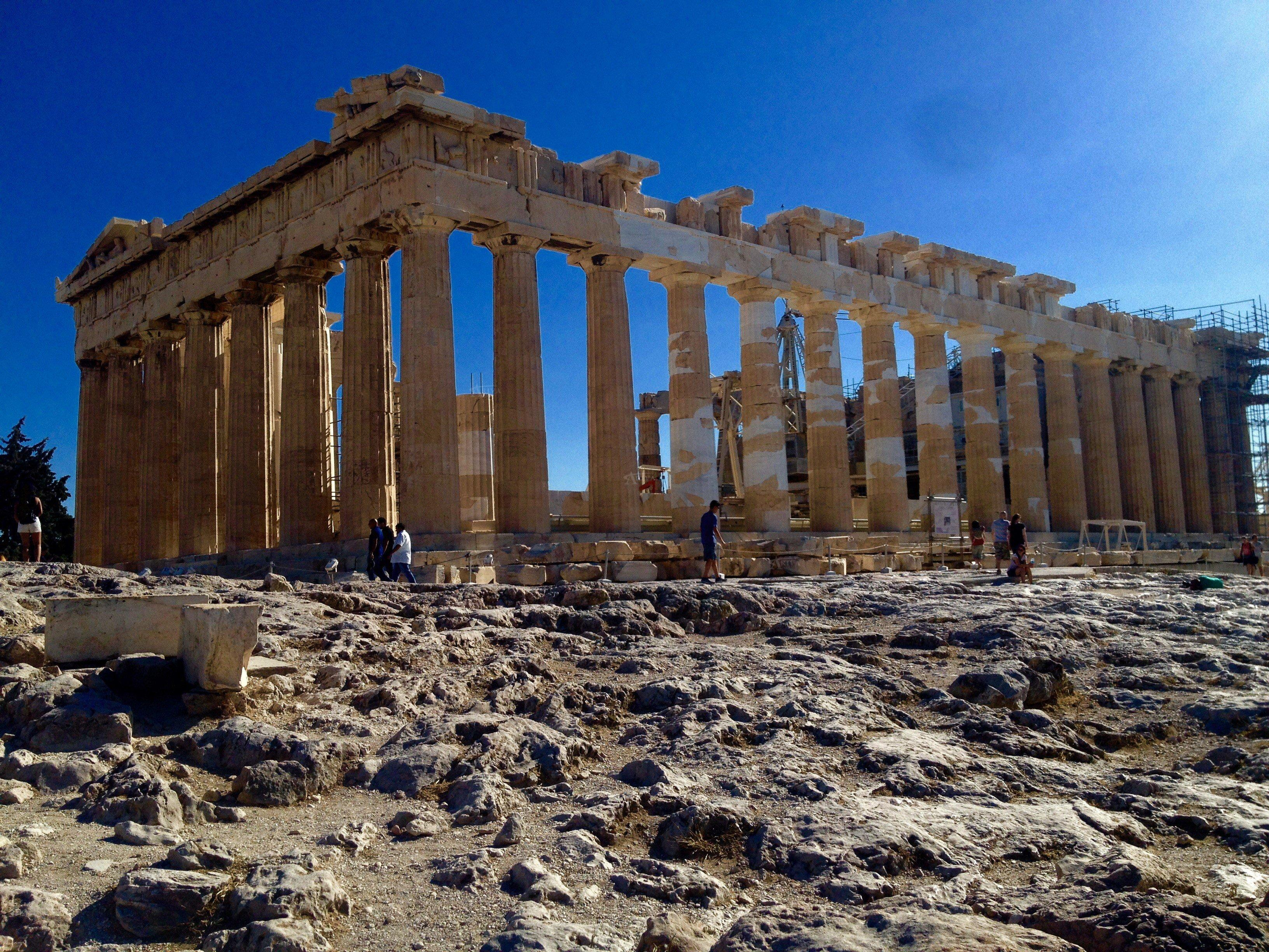 Parthenon Athens