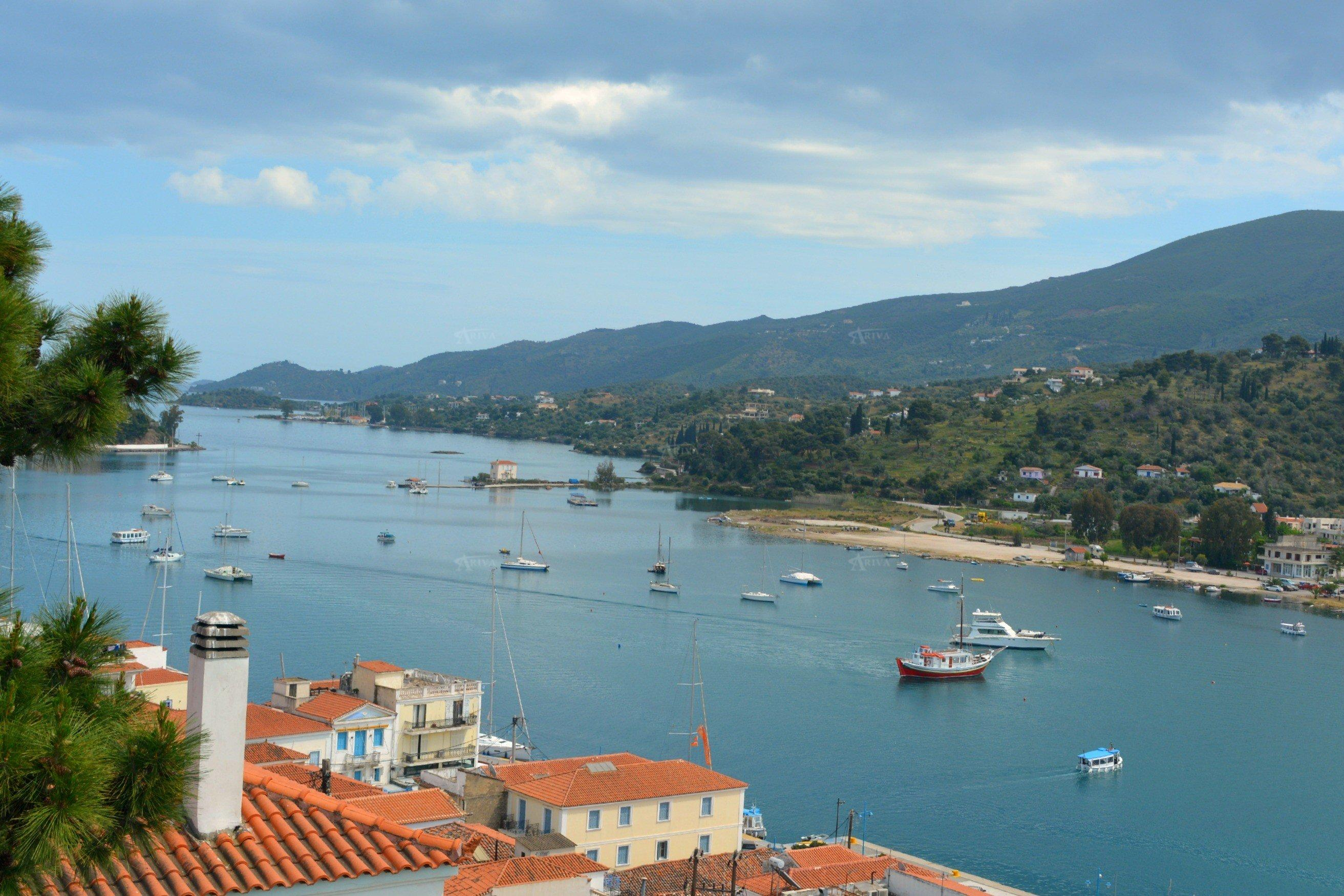 Poros Saronic Islands
