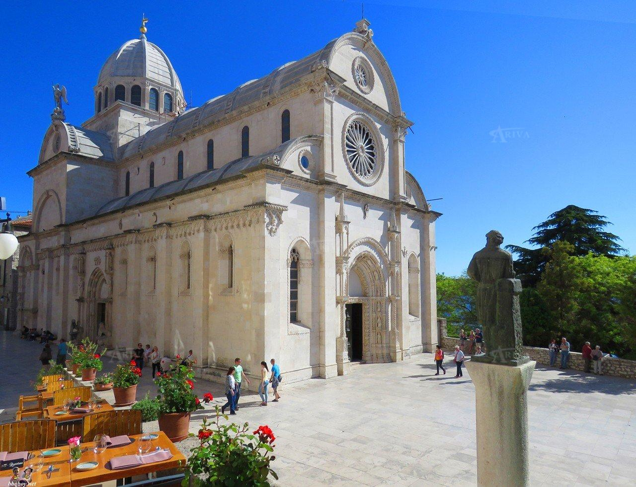 Sibenik Cathedral Of St James
