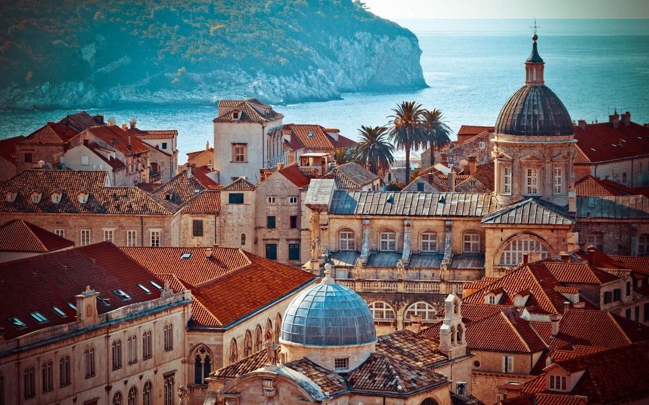 Town Wiev Dubrovnik