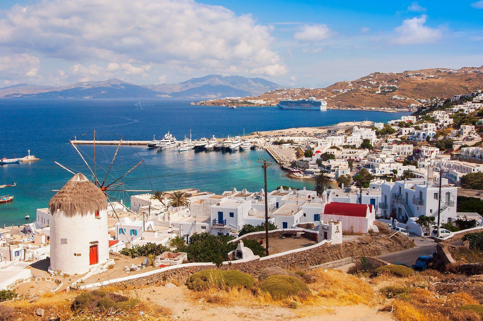 Yacht Cruise Mykonos