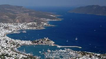 Bodrum From Air