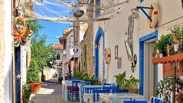 Bodrum Old Street