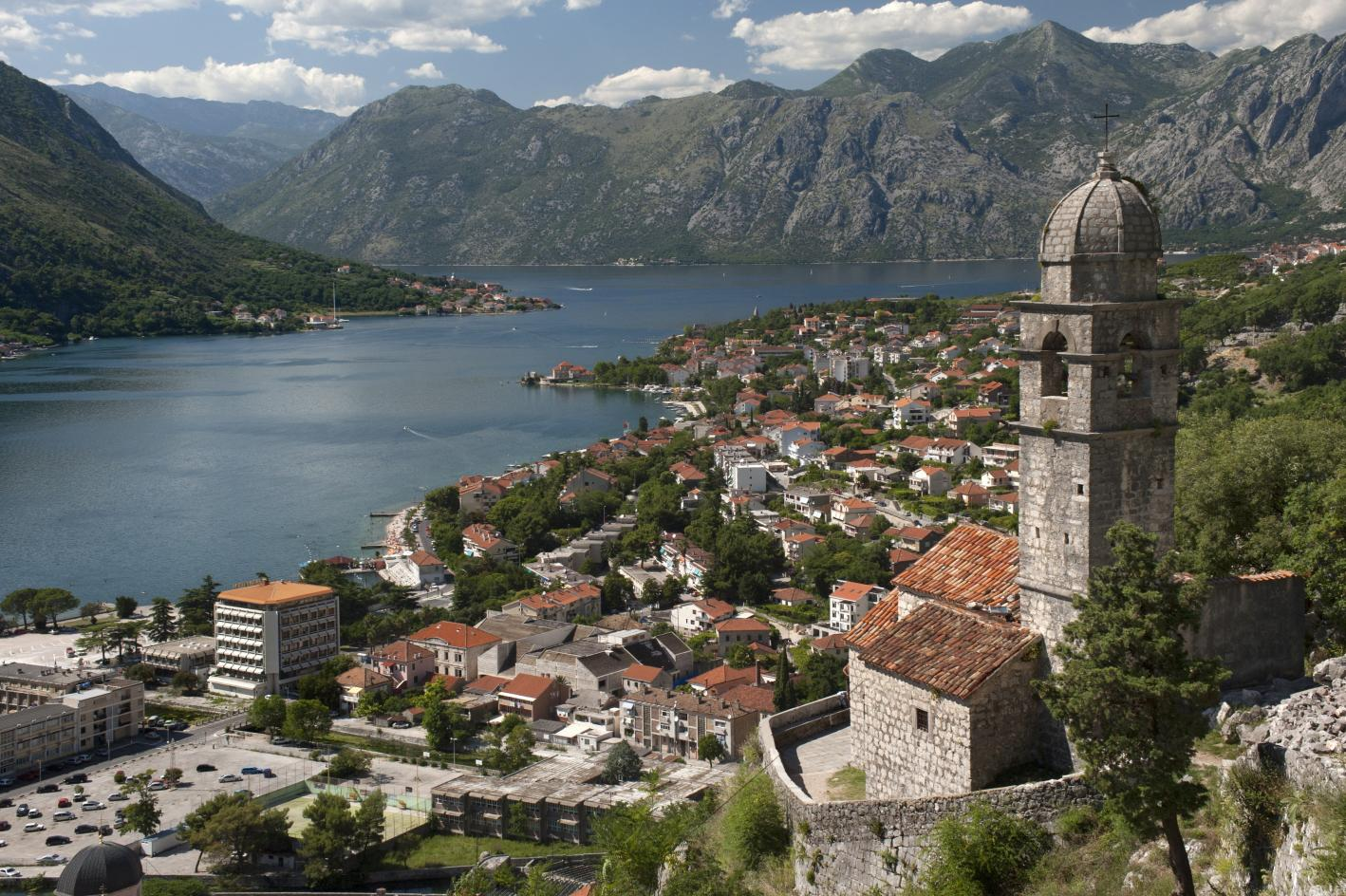 Crkva Gospa Od Zdravlja Kotor Montenegro