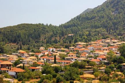 Karia Village Lefkada