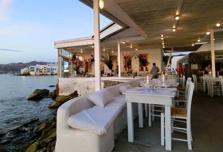 Mykonos Fish Restaurant