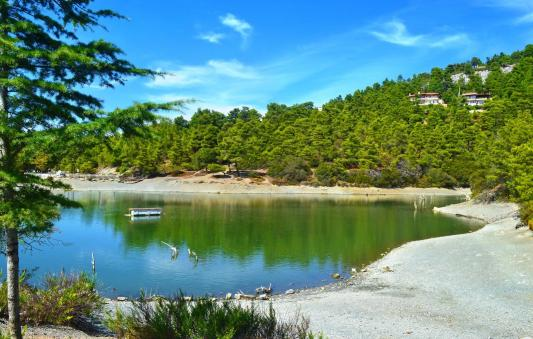 Parnitha National Park Athens
