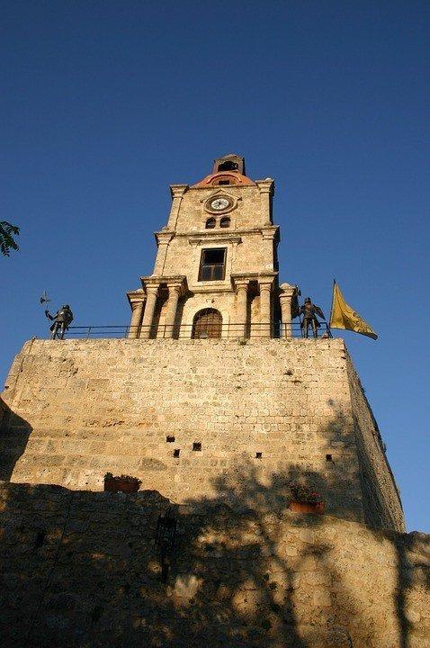 Rhodes History