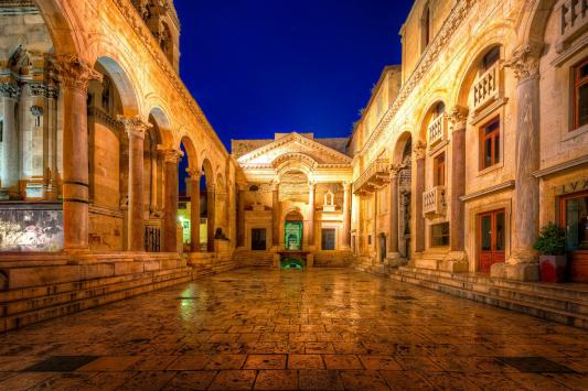 Split Diocletian Palace