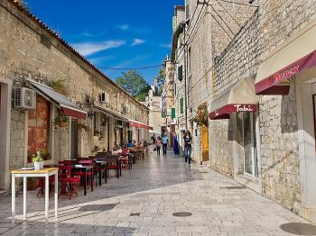 Split Old Town  Street