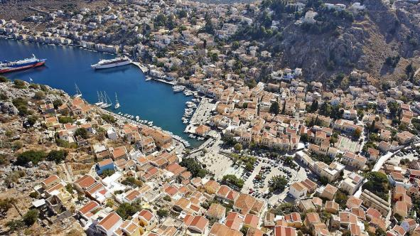 Symi Greek Island