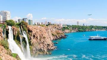 Antalya Duden Falls
