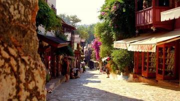 Antalya Kas Street